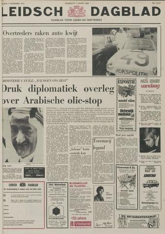 Leidsch Dagblad 1973-11-02