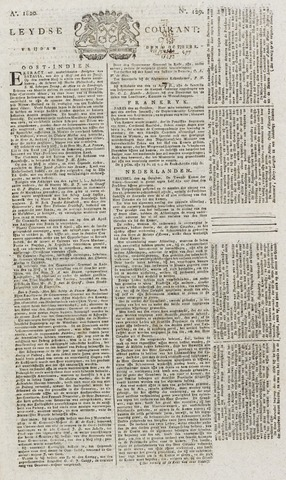 Leydse Courant 1820-10-27