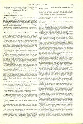 Handelingen van de Raad 1938-02-18