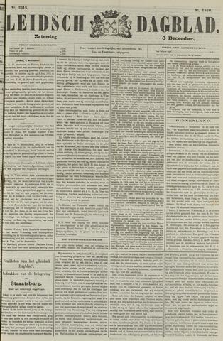 Leidsch Dagblad 1870-12-03