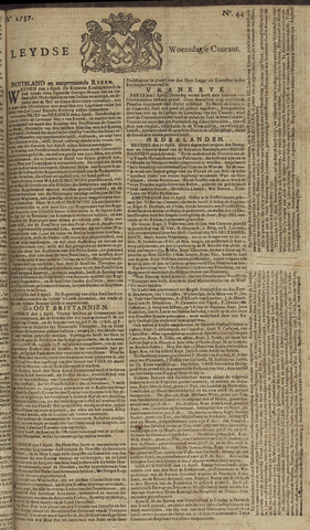 Leydse Courant 1757-04-13