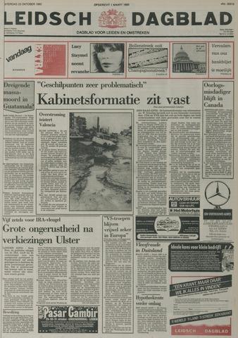 Leidsch Dagblad 1982-10-23