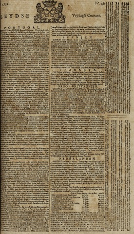 Leydse Courant 1751-04-02