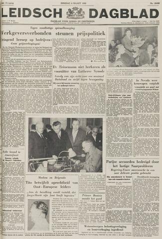 Leidsch Dagblad 1955-03-08