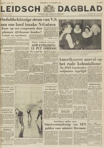 Leidsch Dagblad 1961-11-23