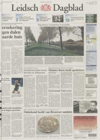 Leidsch Dagblad 1999-01-28