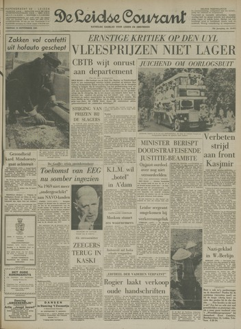 Leidse Courant 1965-09-10