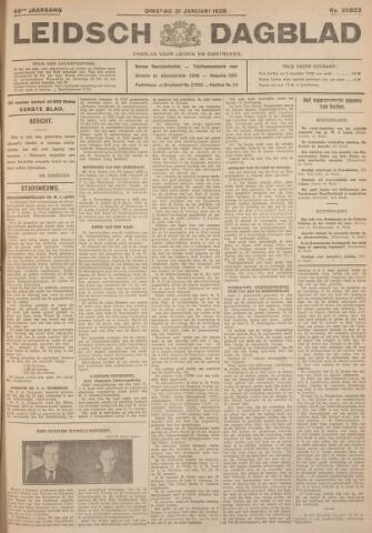 Leidsch Dagblad 1928-01-31