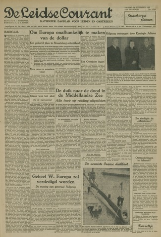 Leidse Courant 1952-09-26