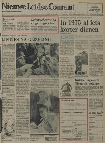 Nieuwe Leidsche Courant 1974-09-20