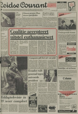 Leidse Courant 1987-01-17