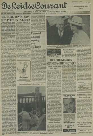 Leidse Courant 1961-05-18