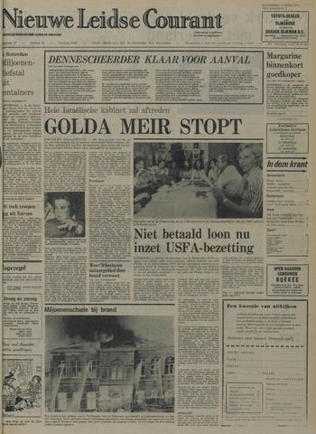 Nieuwe Leidsche Courant 1974-04-11