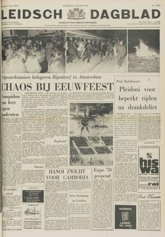 Leidsch Dagblad 1970-03-14