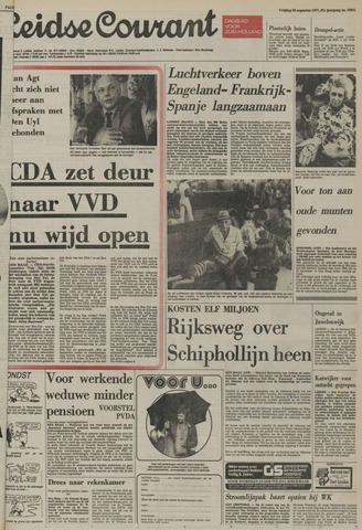 Leidse Courant 1977-08-26