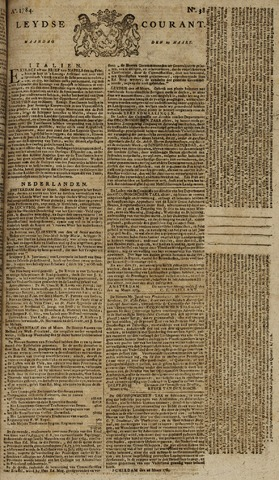 Leydse Courant 1784-03-29