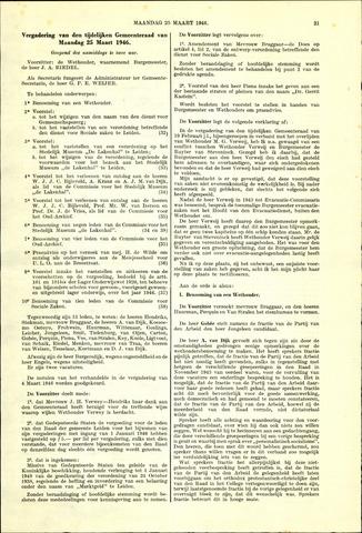 Handelingen van de Raad 1946-03-25