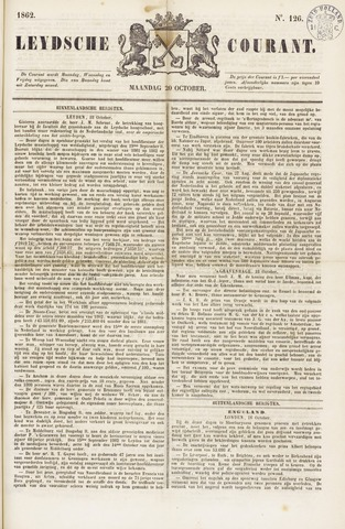 Leydse Courant 1862-10-20