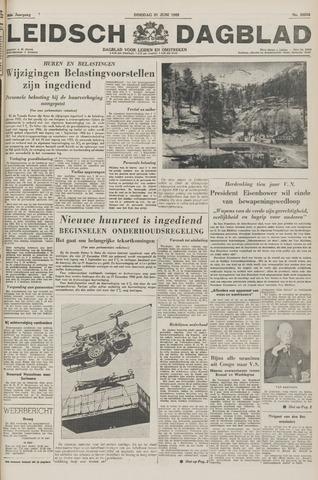 Leidsch Dagblad 1955-06-21