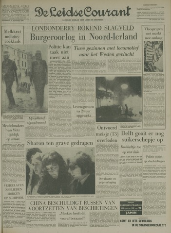 Leidse Courant 1969-08-14