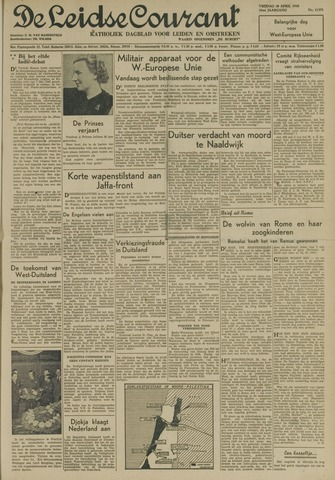 Leidse Courant 1948-04-30