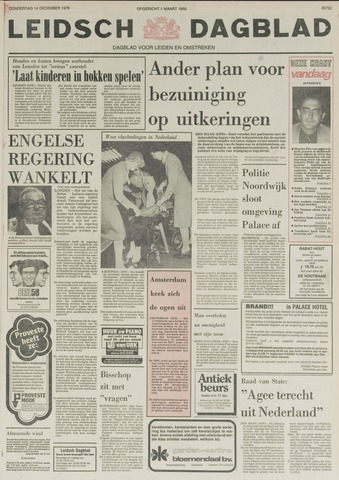 Leidsch Dagblad 1978-12-14