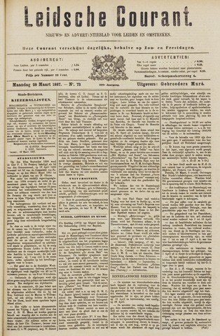 Leydse Courant 1887-03-28