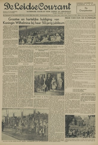 Leidse Courant 1948-09-01