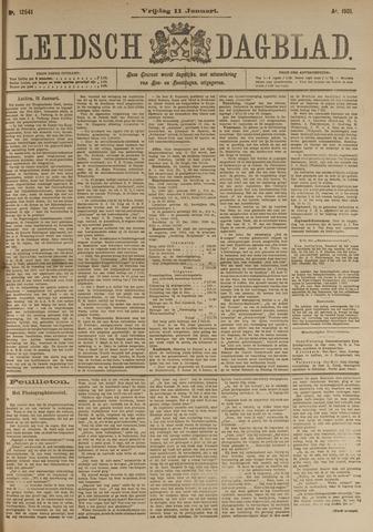 Leidsch Dagblad 1901-01-11