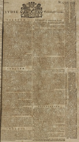 Leydse Courant 1771-01-30