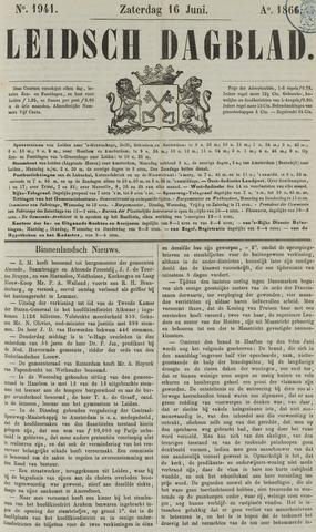 Leidsch Dagblad 1866-06-16