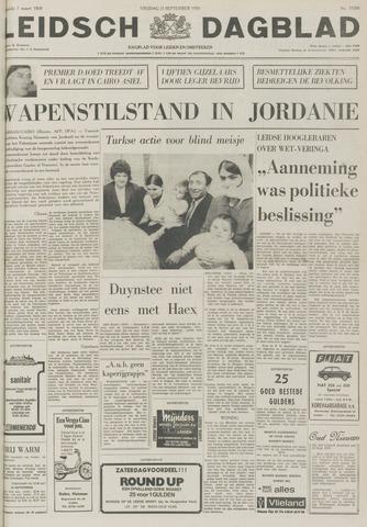Leidsch Dagblad 1970-09-25