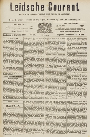 Leydse Courant 1887-08-18
