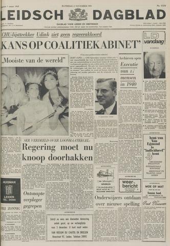 Leidsch Dagblad 1970-11-21