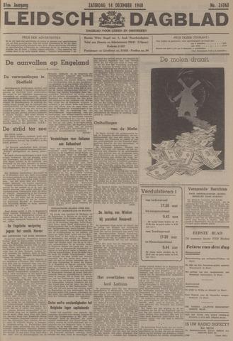 Leidsch Dagblad 1940-12-14