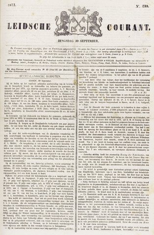 Leydse Courant 1873-09-30