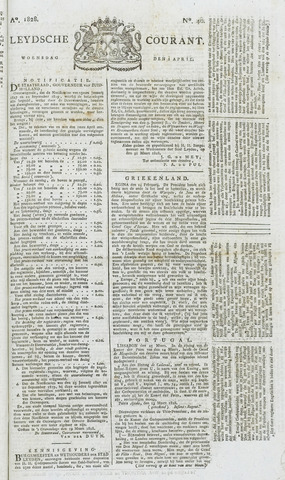 Leydse Courant 1828-04-02