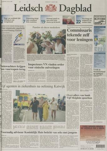 Leidsch Dagblad 1999-07-15