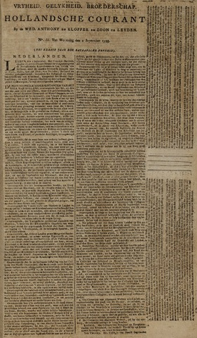 Leydse Courant 1795-09-02