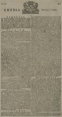 Leydse Courant 1728-01-05