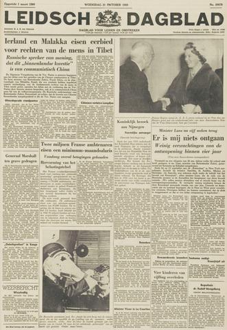 Leidsch Dagblad 1959-10-21