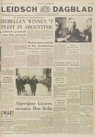 Leidsch Dagblad 1962-09-21