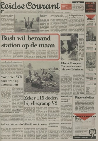 Leidse Courant 1989-07-20