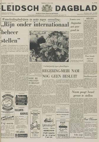 Leidsch Dagblad 1970-07-31