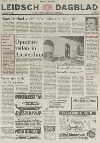 Leidsch Dagblad 1980-10-10