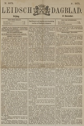 Leidsch Dagblad 1875-12-31