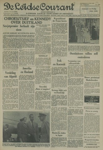 Leidse Courant 1961-06-29