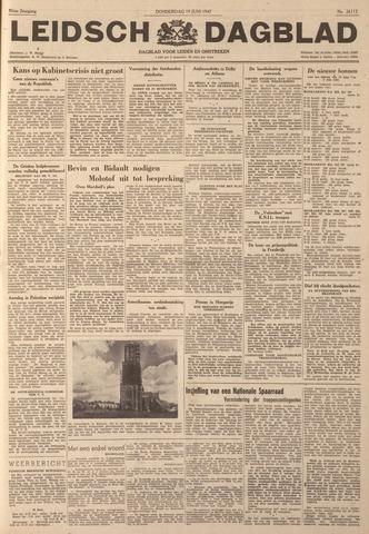 Leidsch Dagblad 1947-06-19