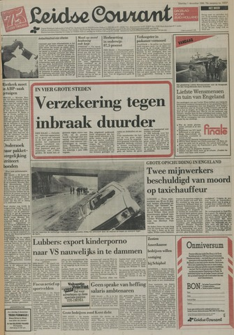 Leidse Courant 1984-12-01