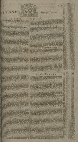 Leydse Courant 1745-03-26